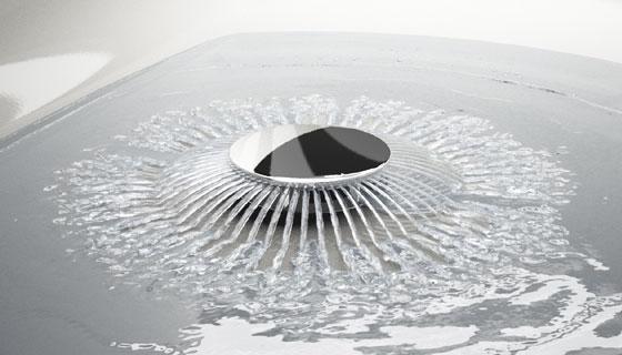 Наполнение со дна ванны Viega Multiplex