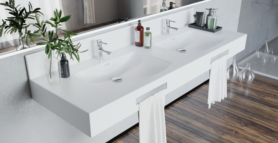 Solid Surface от Poolspa