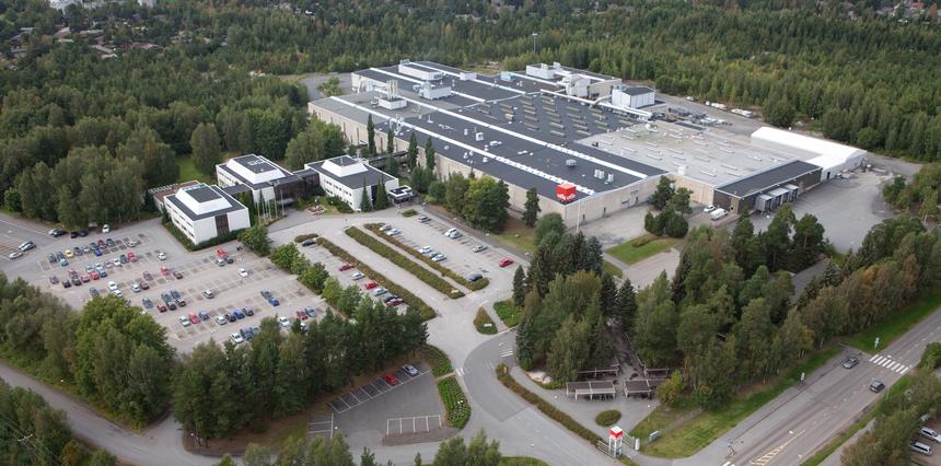 Компании Oras из Финляндии