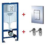 Инсталяция для унитаза Grohe Rapid SL 38772001